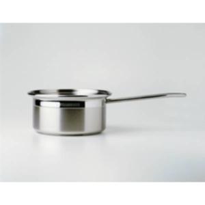 Casseruola 1 manico ICM cm.12 acciaio inox 18/10