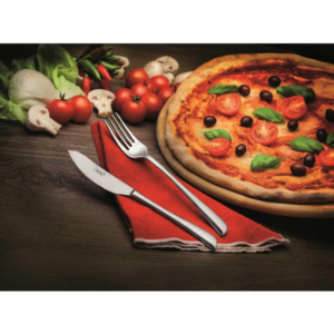 Coltello pizza Salvinelli Pz.12 art. 061632 inox 18/10