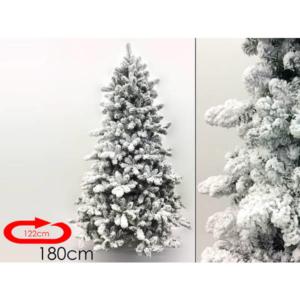 Albero 784 rami Everest bianco cm. 180 art. 422232