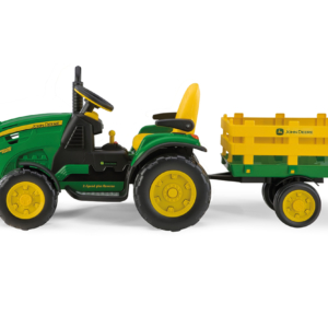 Trattore John Deere Ground Force IGOR0047 12v Peg Perego