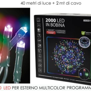 Catena 2000 Led Multicolor art. 450530