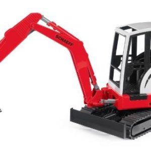 Bruder schaeff mini escavatore 02432