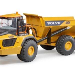 Bruder Volvo A60h camion articolato ribaltabile 02455