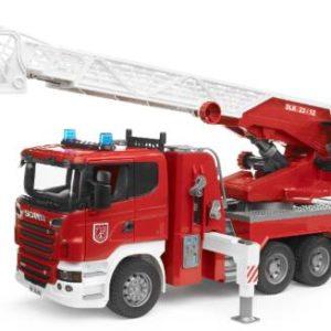 Bruder autopompa pompieri 03590