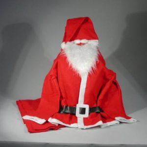 Vestito di Babbo Natale