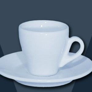 Tazza Caffe' AROMA cl 09 s/piatto Saturnia