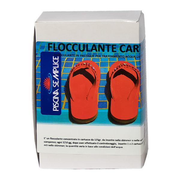 Flocculante Cartucce cod. 12010