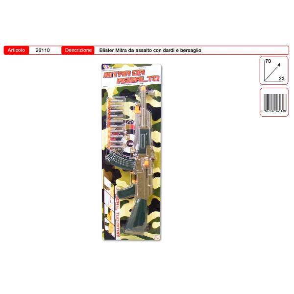 Fucile in blister art. 26110