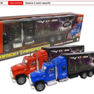 Camion Cabinato in scatola