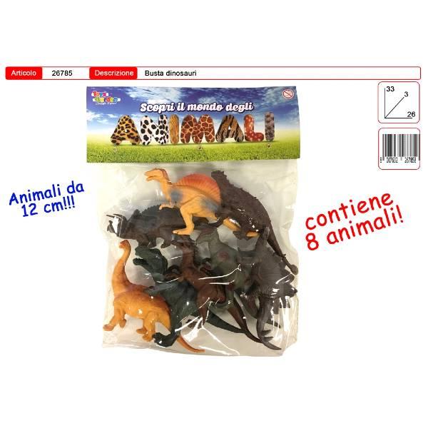Busta dinosauri grande art. 26785