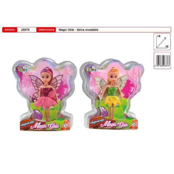 Magic girls bambola art. 26878