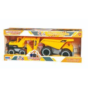 Set 2 veicoli mega costruzioni art.11013