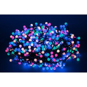 500 Luci led ball memory Multicolor art.25812547