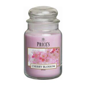 Price's candela in giara grande cherry blossom