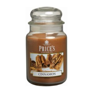 Price's candela in giara grande cinnamon
