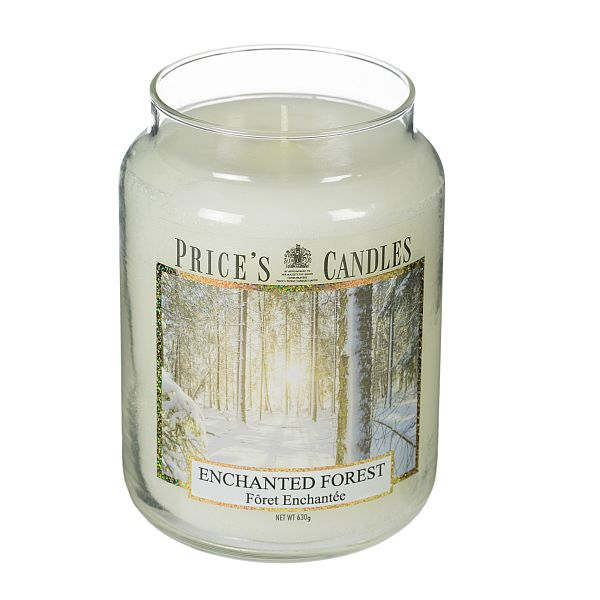 Price's candela in giara grande enchanted forest
