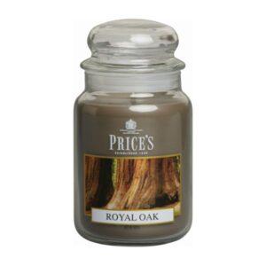 Price's candela in giara grande royal oak