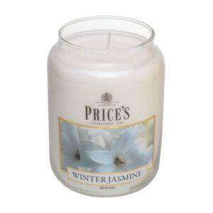 Price's candela in giara grande winter jasmine