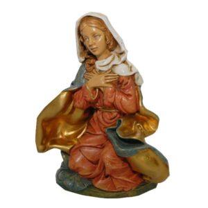 Statua Presepe: Madonna cm.20 art.G20-1NL