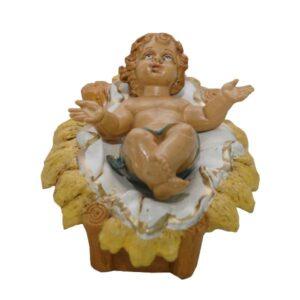 Statua Presepe: Gesu' bambino cm.30 art.G30-2CNL