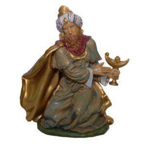 Statua Presepe: Re magio cm.20 art.G20-7NL