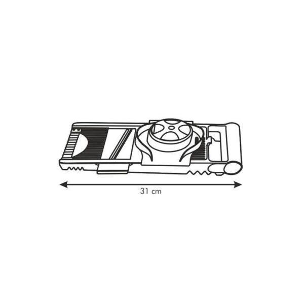 Mandolina multifunzione Art. 643860 Affettaverdure Tescoma