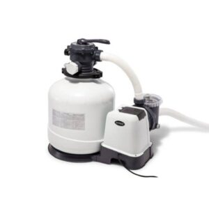 Pompa sabbia flusso acqua 9.200 Intex 26652