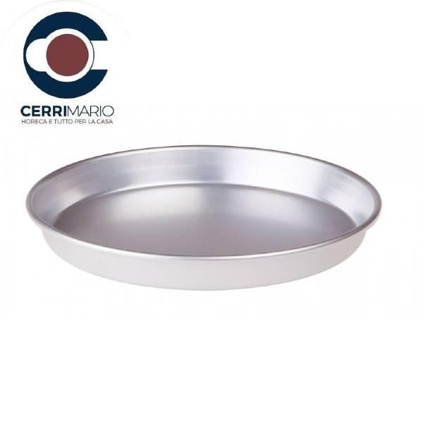 Teglia Pizza Rotonda cm 32 Art. 020057032 Alluminio FASA