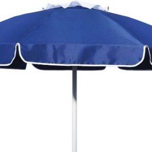 Ombrellone blu e bianco art. E527