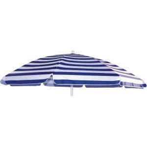 Ombrellone bi color blu/bi art. E502