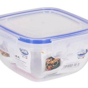 Scatola frigor ermetica 500ml 13X13X6,7cm DEM