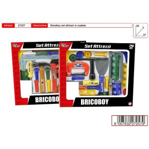 Bricoboy set in scatola art.27257