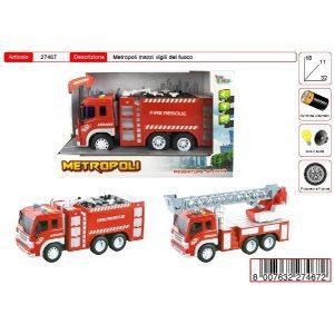 Metropoli mezzi fuoco art.27467